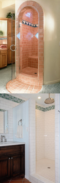 image-tile floor firplace